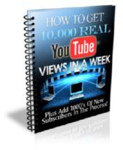 10000 Real Youtube Views