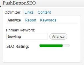 Push Button SEO Keywords